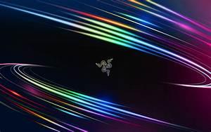 Vortex, 4k, Wallpaper, Waves, Spectrum, Razer, Colorful