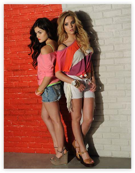 Bongo Girls   Lucy hale, Ashley benson, Fashion