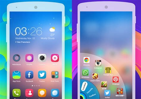 best theme launchers for android top 5 android launchers customize your homescreen