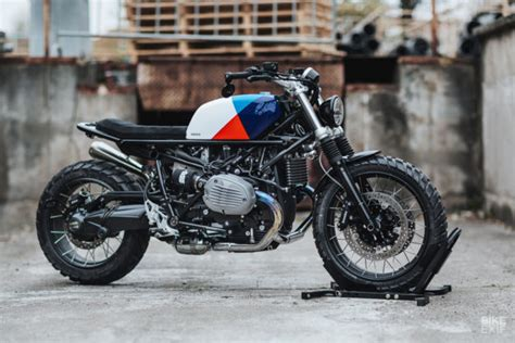 Bmw R Nine T Scrambler 4k Wallpapers by And Play A Scrambler Kit For The Bmw R Nine T Bike