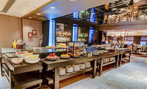 buffet bar cuisine san francisco restaurant near union square anzu at hotel