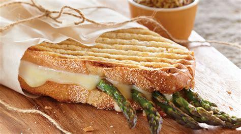 Tre Stelle Recipe Sandwichs Au - tre stelle recipe panini au provolone tre stelle et aux asperges