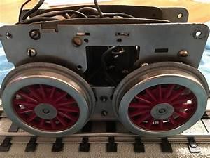 Lionel Standard Gauge 380e Motor Not Working
