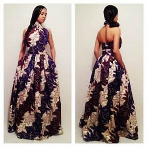 Ankara Dresses Styles For Dinner Long Evening Wears You Can Rock For Dinner Party