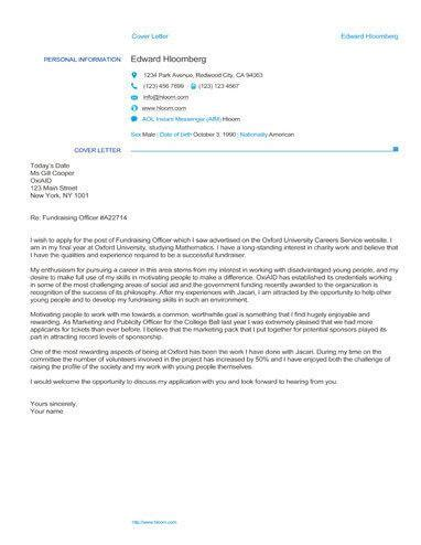 cover letter templates  microsoft word docdocx
