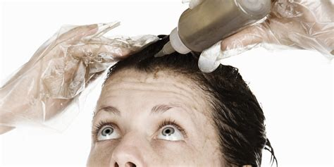 Hair Dying by What Not To Do When Those Gray Hairs Pop Up Huffpost