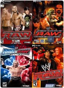 WWE Raw PC Download Free Games