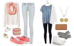 Outfits For School 2017