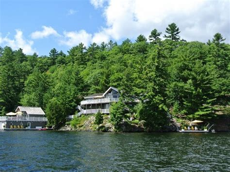 Whistling Waters Lake Rosseau Homeaway