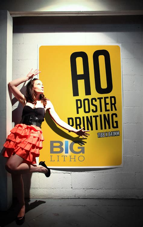 Are You Looking For A0 Poster Printing? - Large format ...