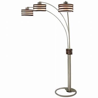 Floor Lamps Lamp Nova Arc Triple Lighting