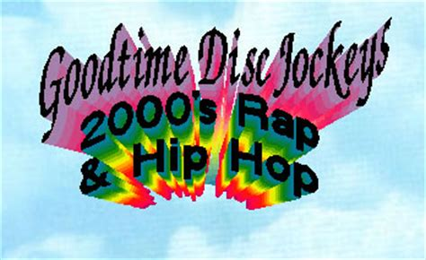Rankings are based on a measure of radio airplay, sales data, and streaming activity. Goodtime DJs R&B Hip Hop and Rap List 2000-2006 2001 2002 2003 2004 2005 Top Hip Hop Rap and R&B ...