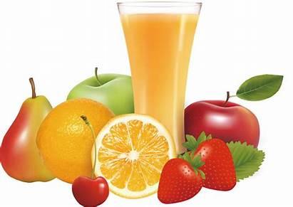 Juice Fruits Glass Fruit Fresh Clear Apple