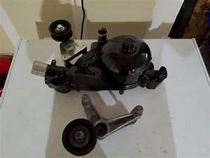 Ls1 Camaro Water Pump With Ict Billet Manual Tensioner