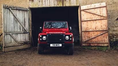 Defender Rover Land 4k 90 Works V8