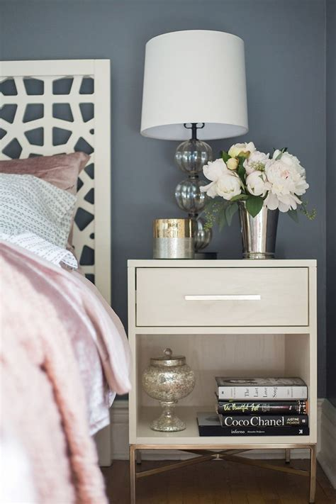 Decorating Ideas Your Bedside Table by Best 25 Bedside Tables Ideas On Stands