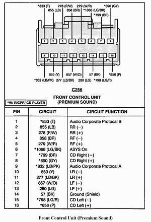 2000 F 350 Stereo Wiring Diagram 26059 Netsonda Es