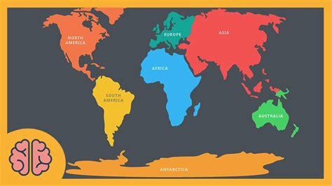 Kontinenti sveta - YouTube