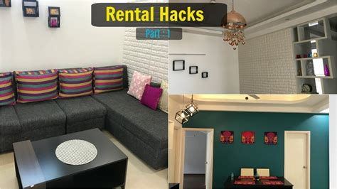 8 Stylish Home Decor Hacks For Renters by Rental Hacks In Stylish Home Decor Hacks For
