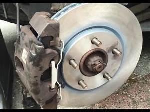 Replace Grand Caravan  Town  U0026 Country Front Brakes