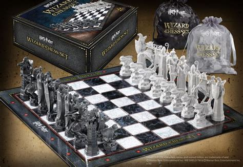 wizards chess set  noblecollectioncom