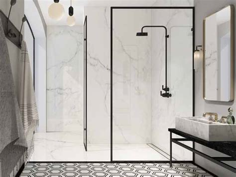 9 Of The Latest Stylish Bathroom Trends For 2018