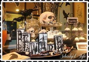 Buffet Halloween : halloween 2013 schoolgirlstyle ~ Dode.kayakingforconservation.com Idées de Décoration