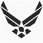 Force Air Eagle Military Army Icon Icons