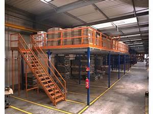 Plateforme De Stockage Mezzanine De Stockage Contact