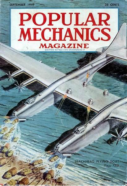1949 Mechanics Popular Future Modern Science Magazine