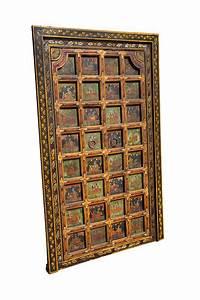 Tür Mit Rahmen : fein gearbeitete t r mit rahmen aus tibet ebay ~ Sanjose-hotels-ca.com Haus und Dekorationen