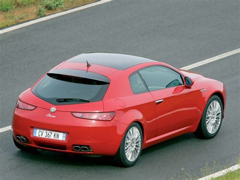 alfa romeo brera pictures prices specification