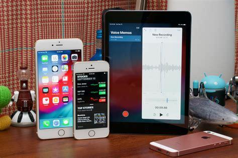 iphone ios 12 ios 12 on the iphone 5s iphone 6 plus and mini 2