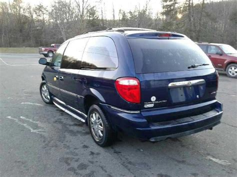Used Chrysler Town And Country Limited by Used 2005 Chrysler Town Country Limited For Sale In