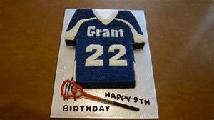 Lacrosse Cake Idea 2 Cakecake Decorating picture 36860 ...