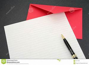 letter paper and envelope stock images image 1977434 With letter paper and envelopes