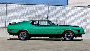 1971 Ford Mustang Mach 1 Fastback | F155.1 | Indy 2016