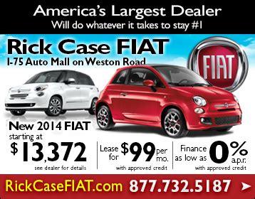 Rick Fiat by Rick Alfa Romeo Fiat Fiat Service Center