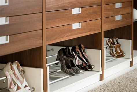 schoenenrek uittrekbaar uitrekbaar schoenenrek het interieur voor maatwerk