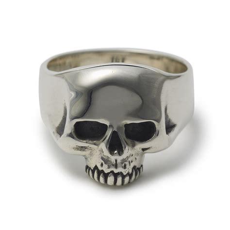 925 silver earrings smallest evil skull ring the great frog