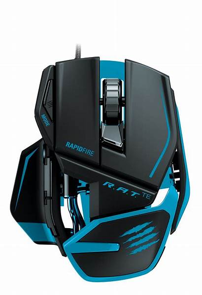 Mad Catz Te Mouse Gaming Edition Pc