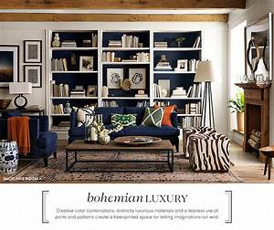 Bohemian Decor & Furniture Williams-Sonoma Williams-Sonoma