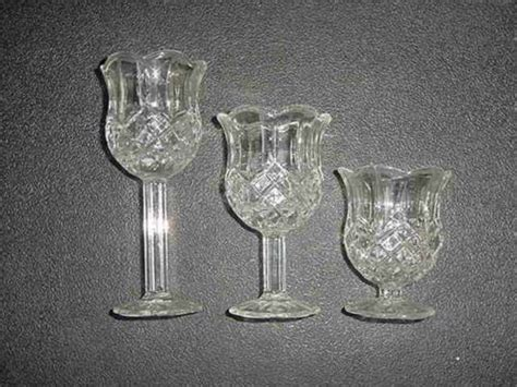 home interior candle holders set of 3 stemmed votive cup candle holders homco