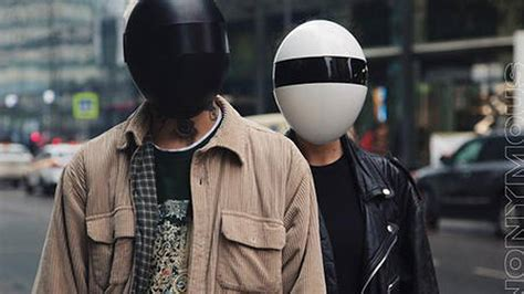 Sideswipe: March 1 - Daft punk cover band or mask? - NZ Herald