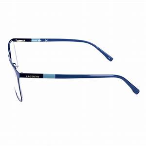 Gordon Flat Rounded Rectangle Metal Frame // Matte Blue ...