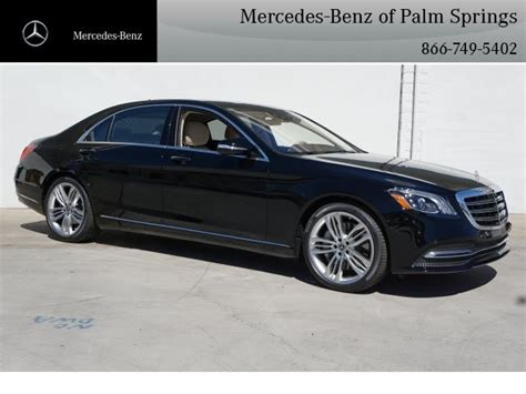 mercedes benz  class   sedan  palm springs