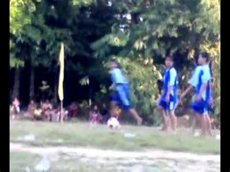 sepak bola anak sd 63 youtube