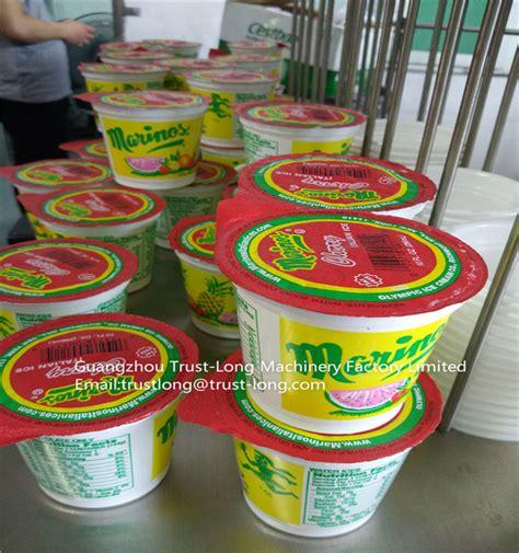 china  automatic paper tube calippo ice cream filing machine  usa
