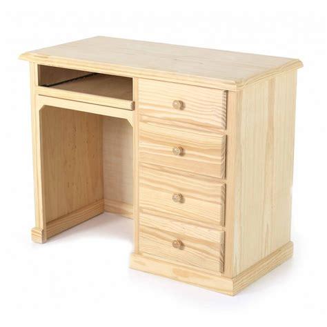 bureau a peindre bureau bois brut mzaol com
