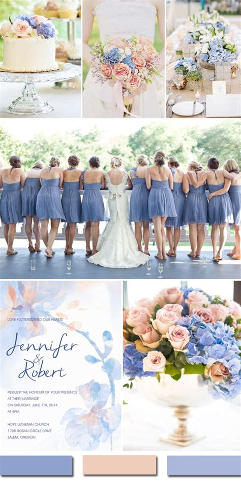 pastel wedding colors awesome blue wedding color ideas wedding invitations to
